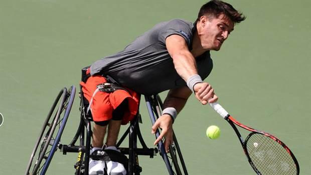 Tenis adaptado: Gustavo Fernández va por la defensa del título en Melbourne