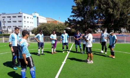 Fútbol para ciegos: Los Murciélagos apuntan sus cañones a Japón