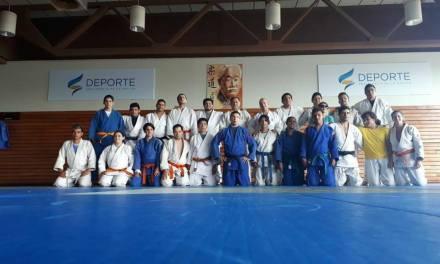 Judo: la Seleccción Argentina se concentra en el CENARD