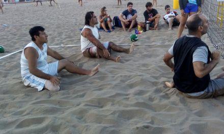 El sitting volley tuvo su fiesta en Mar del Plata