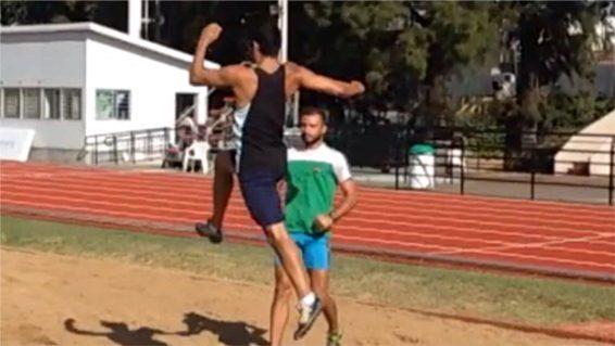 Atletismo: concentración en Salta