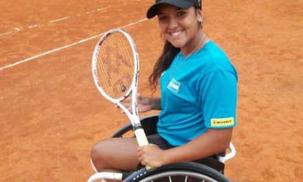 Tenis adaptado: Florencia Moreno avanza en Inglaterra