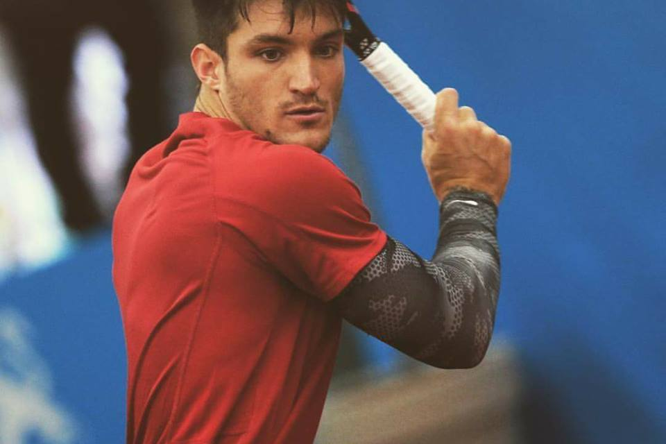 Tenis adaptado: Gustavo Fernández, firme en Estados Unidos