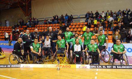 Básquet en silla de ruedas: el Mideba Extremadura de Villafañe y Gabas dejó sin invicto al puntero