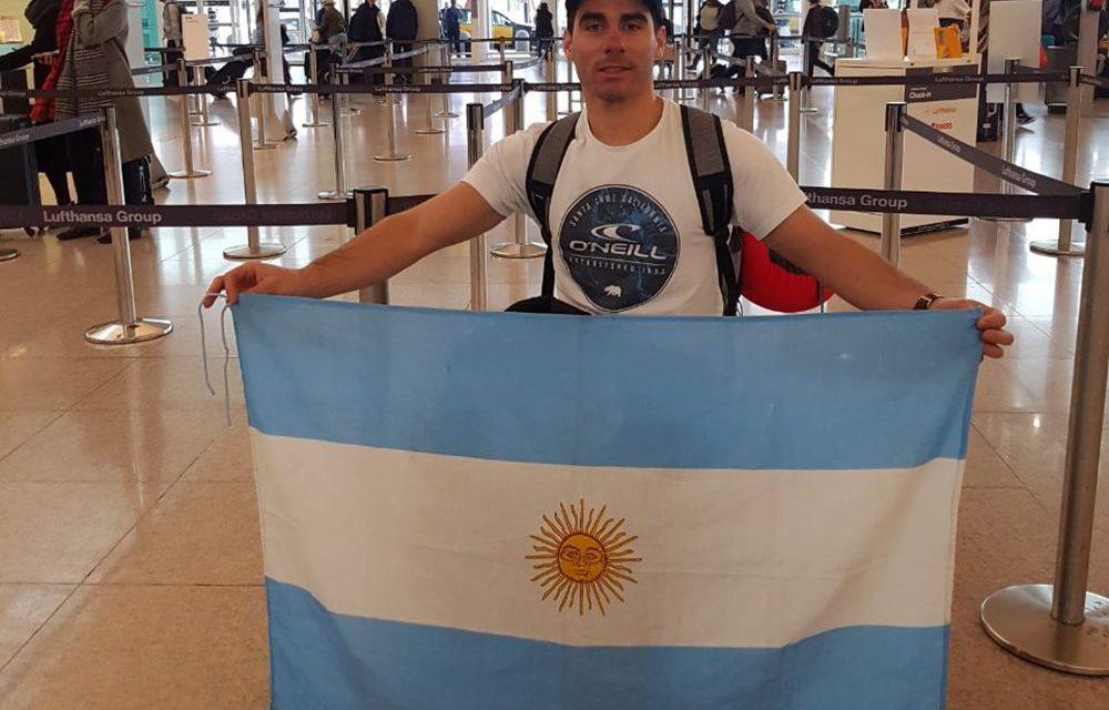 Juegos Paralímpicos de Invierno: Enrique Plantey será el abanderado argentino