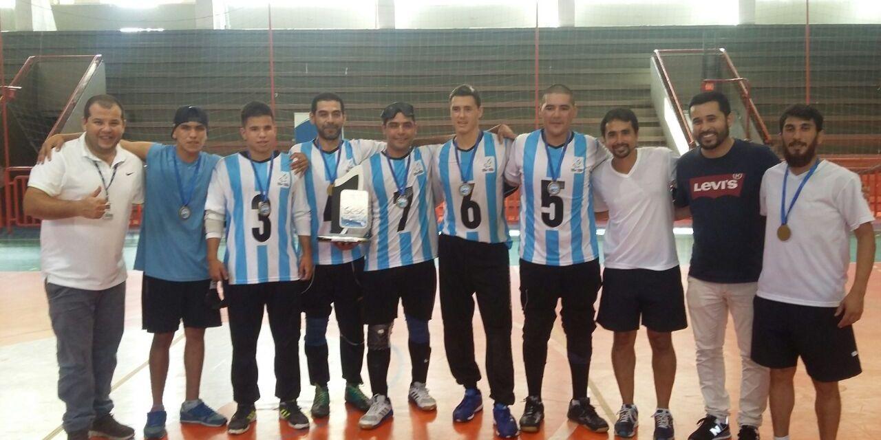 Goalball: Los Topos, campeones invictos en Brasil