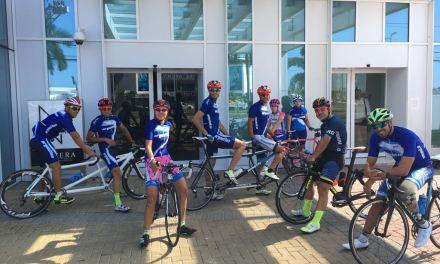 Paraciclismo: la Selección ya se instaló en Río de Janeiro