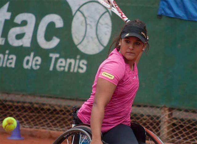 Tenis adaptado: Moreno y Ledesma avanzan en Italia