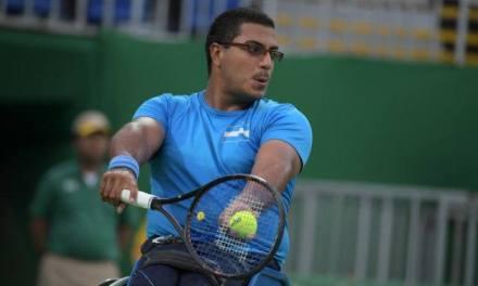 Tenis adaptado: Ledesma, campeón en Israel