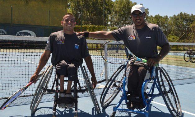 Tenis adaptado: supremacía argentina en Chile