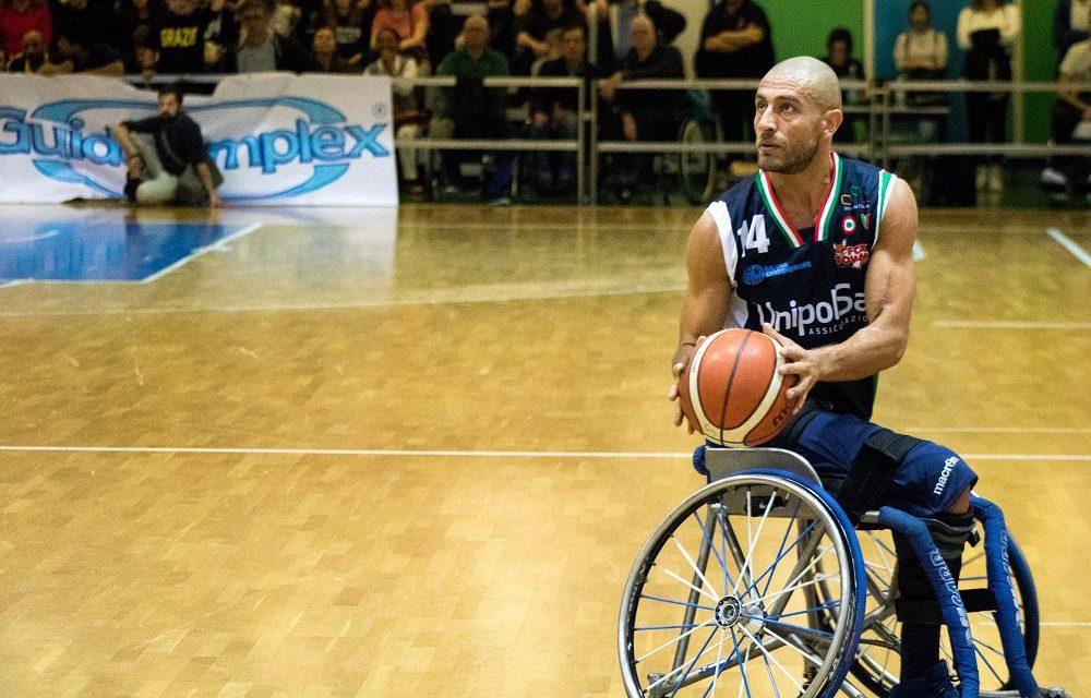 Básquet sobre silla de ruedas: el Briantea de Berdún y Esteche ganó y estiró la definición en Italia