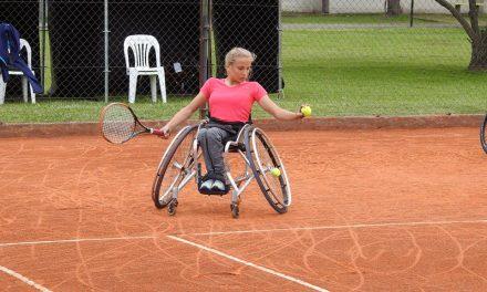 Tenis adaptado: Nicole Dhers, campeona en Brasil