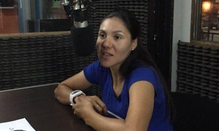 """Mariela Delgado en Paradeportes Radio: """"Apunto a llegar de la mejor manera a Lima 2019, pero quiero ir paso a paso"""""""