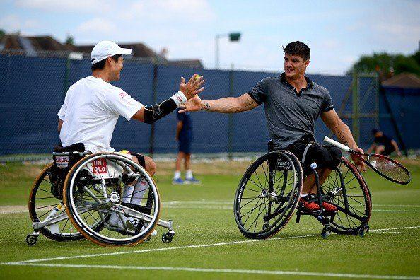Tenis adaptado: Gustavo Fernández, finalista en Japón