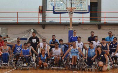 Básquet masculino: la Selección se concentran en Santa Fe