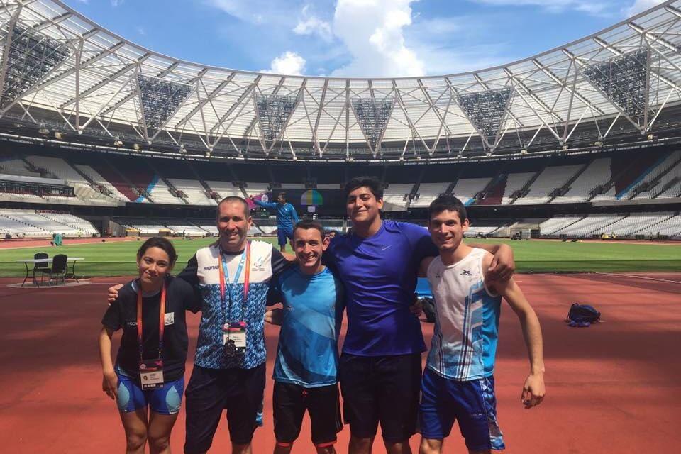 Atletismo: la Selección trabajará en Mendoza