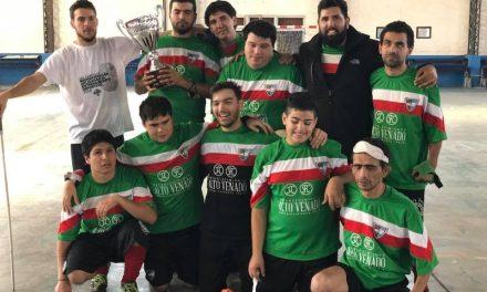 """Fútbol para Ciegos: Centro Basko, campeón de la """"Copa Ciudad de Cañuelas"""""""
