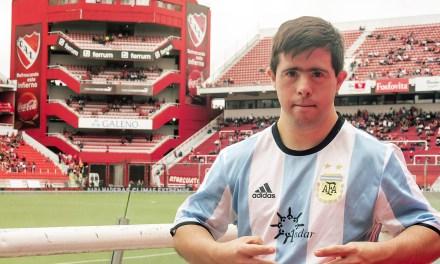 Fútbol inclusivo: Argentina, rumbo a Rusia 2018