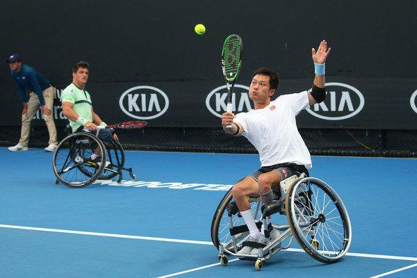 Tenis adaptado: Gustavo Fernández, subcampeón en Japón