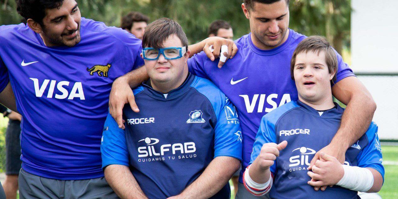 Rugby inclusivo: Los Pumpas XV y una agenda súper agitada