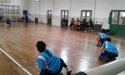 Goalball: APANOVI de Buenos Aires, único líder