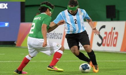 Fútbol para ciegos: los rivales de Argentina en el Mundial