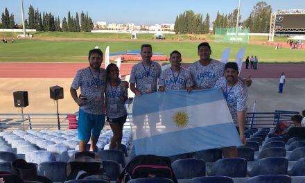 Atletismo: Urra, Barreto y Martínez siguen sumando medallas