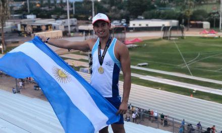 Atletismo: Villamarín, en lo más alto del podio en Arizona