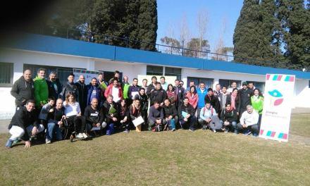 Fútbol PC: Ezeiza y una importante capacitación