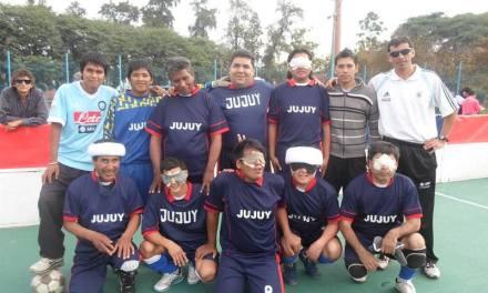 Fútbol para ciegos: Linces y Popeye, a la semifinal