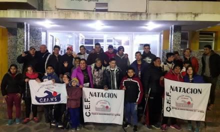 Natación paralímpica: La Rioja brilló en el 3° Torneo Nacional