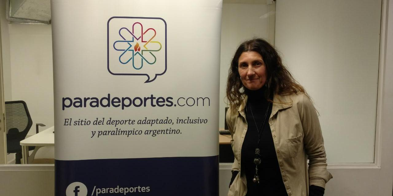 """Laura Cometto en Paradeportes Radio: """"Queremos que el paravóley argentino llegue a Lima 2019"""""""