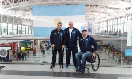 Paracanotaje: la Selección Argentina, a Portugal