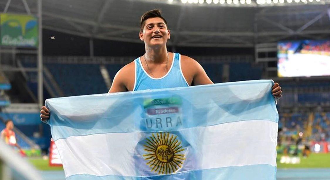 Atletismo: Hernán Urra, número uno del mundo