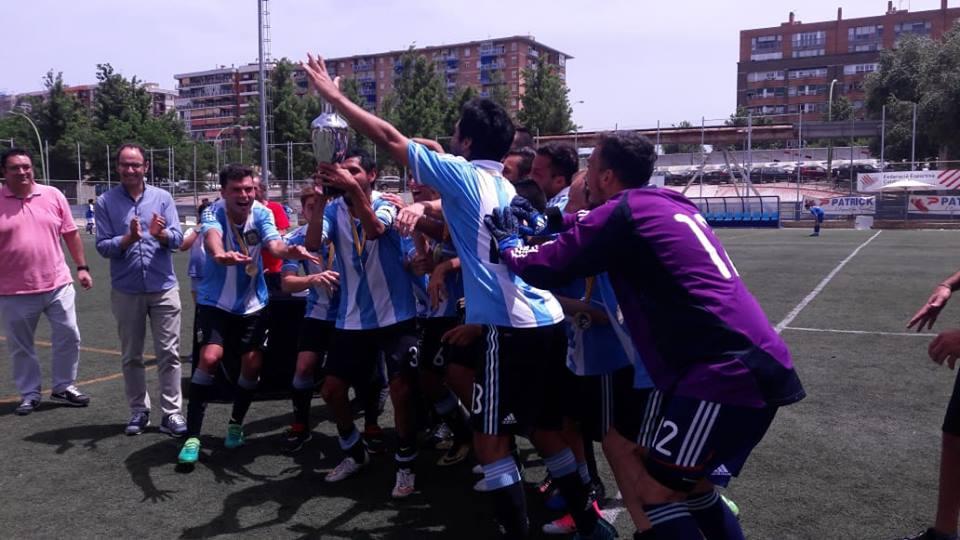 Fútbol 7: la Selección Argentina se concentra y piensa en la Copa América