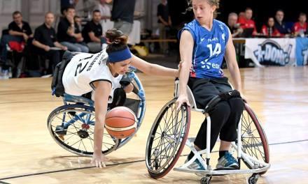 Básquet femenino: Argentina no pudo con Francia