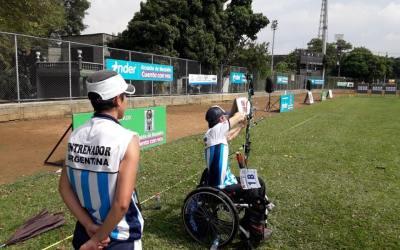 Tiro con arco: Argentina, presente en Colombia