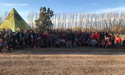 Atletismo: concentración en Río Negro
