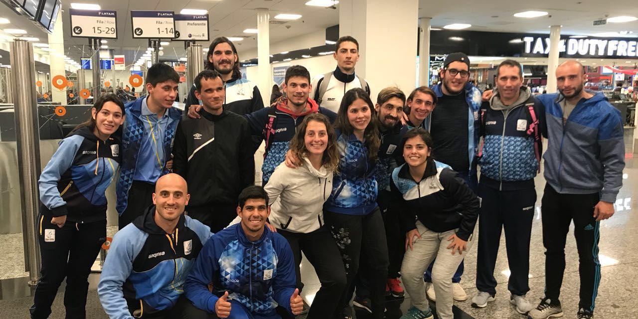 Atletismo: la Selección Argentina compite en Brasil