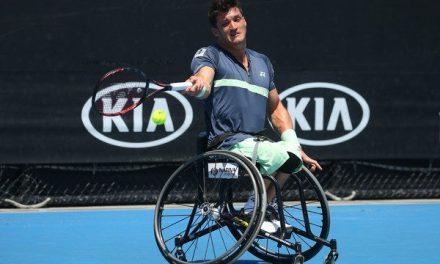 Tenis adaptado: Gustavo Fernández debuta en el US Open