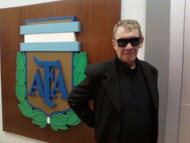 Domingo Latela, expulsado de la presidencia y del Comité Paralímpico Argentino (COPAR)