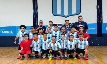 Argentina, subcampeón de la Copa América de talla baja