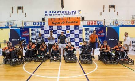 Powerchair football: Tigres de Pacheco, campeón nacional