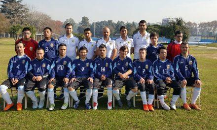 Futsal: la Selección Argentina de deportistas con síndrome de down se aseguró un lugar en el Mundial de Brasil