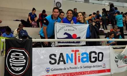 Natación: se realizó el Torneo Nacional en Santiago del Estero