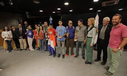 Se realizó el 7° Torneo Panamericano de ajedrez para ciegos en San Luis