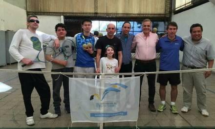 Se declaró el Día Nacional del Tenis para Ciegos