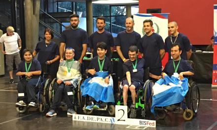 Boccia: Argentina festejó en el cierre del Regional Open