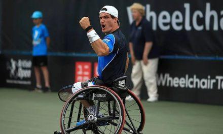 Tenis adaptado: Gustavo Fernández cierra el año en el Masters