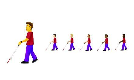 Los nuevos emojis integran a las personas con discapacidad